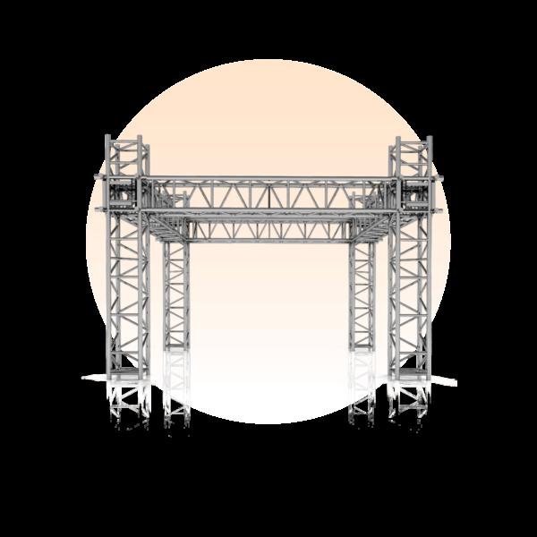 estructuras y escenarios gam
