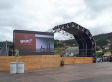 Escenario GAM Eventos