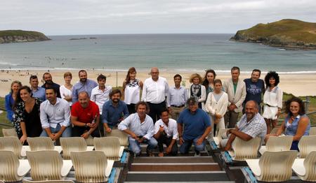 GAM Eventos en Pull&Bear Pantín Classic Galicia Pro